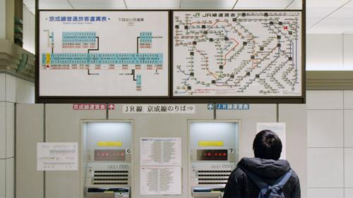 Netzplan von Tokio